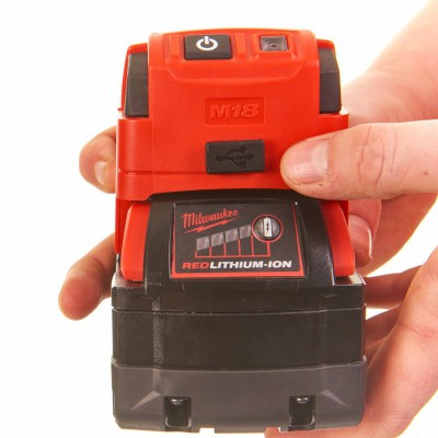 Adapter do szczypiec hydraulicznych M18 ONEKA-0 MILWAUKEE (nr kat. 4933451386)