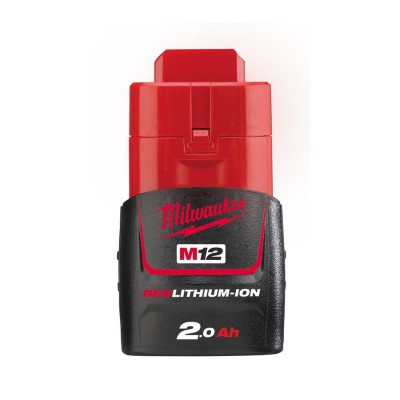 Akumulator 2,0 Ah M12 B2 MILWAUKEE (nr kat. 4932430064)