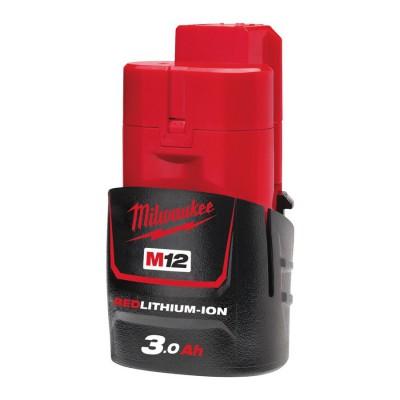 Akumulator 3,0 Ah M12 B3 MILWAUKEE (nr kat. 4932451388)