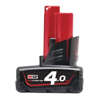 Akumulator 4,0 Ah M12 B4 MILWAUKEE (nr kat. 4932430065)