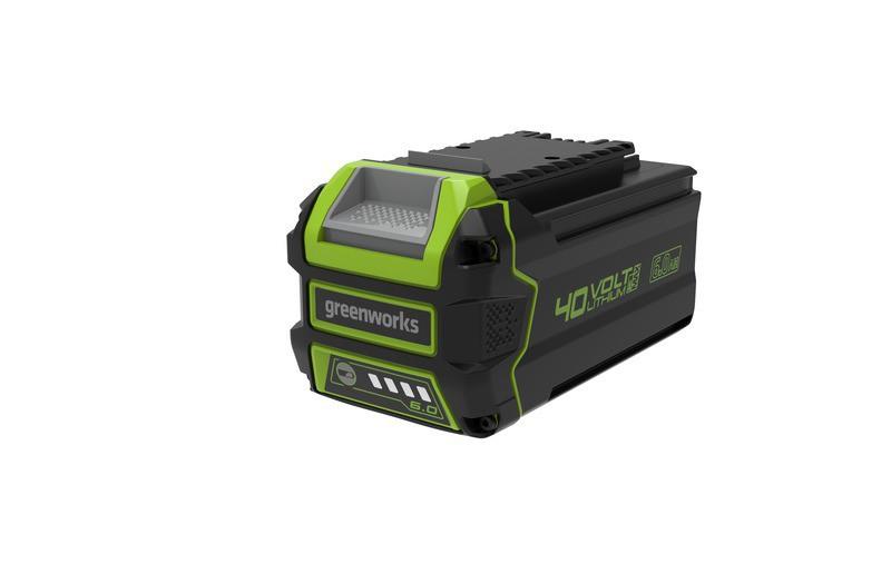 Akumulator 40V 6.0Ah Li-ion G40B6 GREENWORKS (nr kat. 6952909055817)