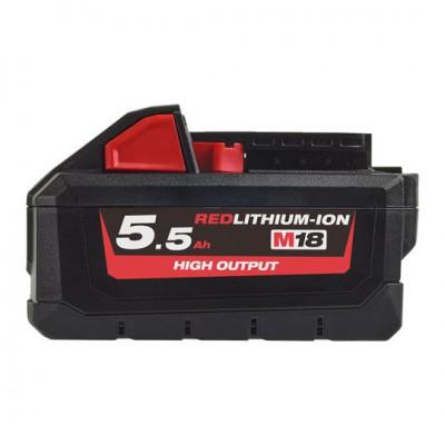 Akumulator 5.5 Ah M18 HB5.5 MILWAUKEE (nr kat. 4932464712)