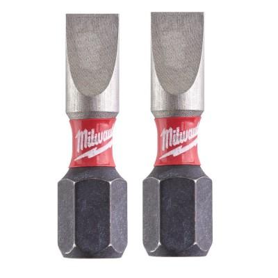 BIT SL 5.5 x 25mm 2szt. Shockwave Impact Duty™ MILWAUKEE (nr kat. 4932430902)