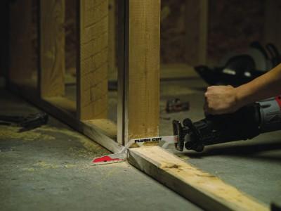 Brzeszczot do drewna 300 mm Bimetal Flusch cut MILWAUKEE (nr kat. 48001600)