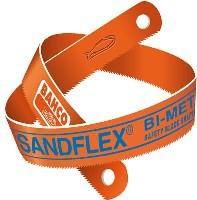 Brzeszczot do metalu 300 mm 3 szt. Sandflex Bahco (nr kat. 3906-300-3P)