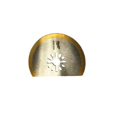 Brzeszczot płaski segmentowy tytanowany 80mm MILWAUKEE (nr kat. 48900035)