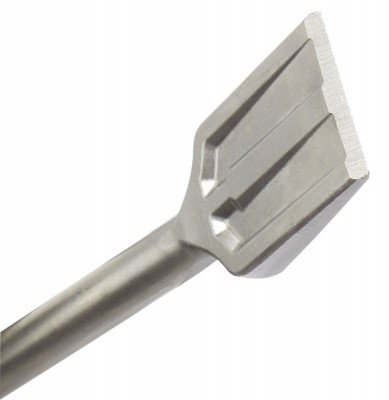 Dłuto samoostrzące SDS MAX 50 x 380 mm do płytek SLEDGE MILWAUKEE (nr kat. 4932478270)