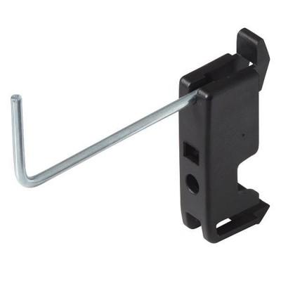 Hak 60 mm z pojedynczym uchwytem 10 szt. WOLFCRAFT (nr kat. WF6099000)