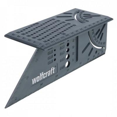 Kątownik japoński narożny 3D WOLFCRAFT (nr kat. 5208000)