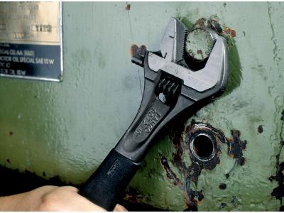 Klucz nastawny 0-21 mm dwukierunkowy Ergo Bahco (nr kat. 9070 P)