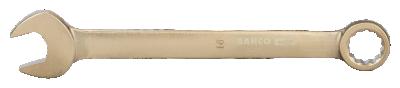 Klucz płasko-oczkowy nieiskrzący 19 mm Bahco (nr kat. NS002-19)