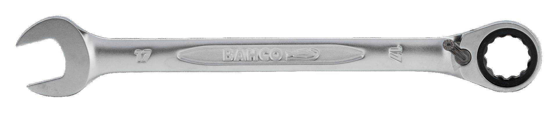 Klucz płasko-oczkowy z grzechotką 18 mm Dynamic-Drive Bahco (nr kat. 1RM-18)