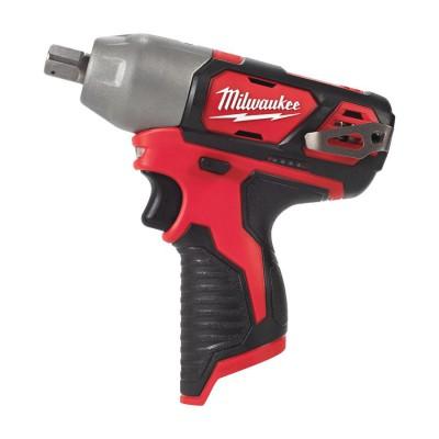 """Klucz udarowy akumulatorowy 1/2"""" 138 Nm M12 BIW12-0 MILWAUKEE (nr kat. 4933447134)"""