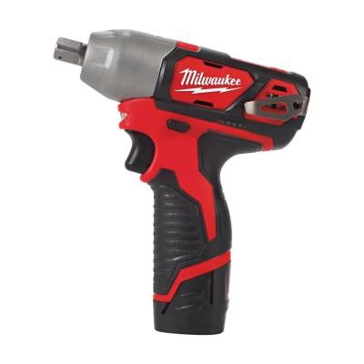 """Klucz udarowy akumulatorowy 1/2"""" 138 Nm M12 BIW12-202C MILWAUKEE (nr kat. 4933447133)"""