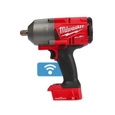 """Klucz udarowy akumulatorowy 1/2"""" 1491 Nm z kulką M18 ONEFHIWP12-0X MILWAUKEE (nr kat. 4933459724)"""