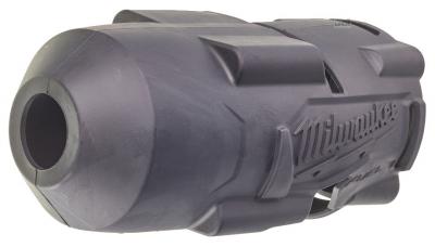 """Klucz udarowy akumulatorowy 1/2"""" 1898 Nm z pierścieniem M18 FHIWF12-502X + guma ochronna MILWAUKEE (nr kat. 4933459696 + 49162767)"""
