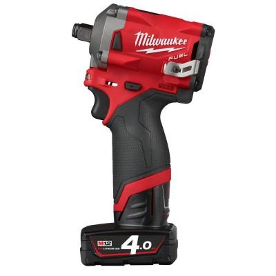 """Klucz udarowy akumulatorowy 1/2"""" 339 Nm M12 FIWF12-422X MILWAUKEE (nr akt. 4933464616)"""