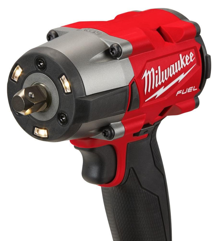 """Klucz udarowy akumulatorowy 1/2"""" 881 Nm z pinem M18 FMTIW2P12-0X MILWAUKEE (nr kat. 4933478452)"""