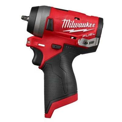 """Klucz udarowy akumulatorowy 1/4"""" 136 Nm M12 FIW14-0 MILWAUKEE (nr kat. 4933464611)"""
