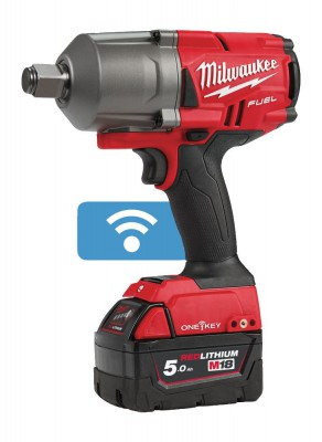 """Klucz udarowy akumulatorowy 3/4"""" 2034 Nm z pierścieniem M18 ONEFHIWF34-502X MILWAUKEE (nr kat. 4933459730)"""