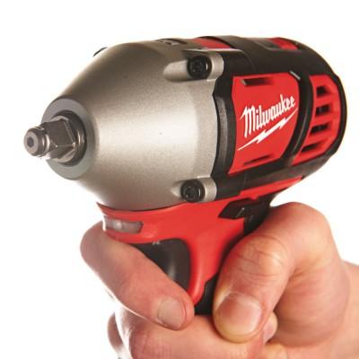 """Klucz udarowy akumulatorowy 3/8"""" 210 Nm M18 BIW38-0 MILWAUKEE (nr kat. 4933443600)"""