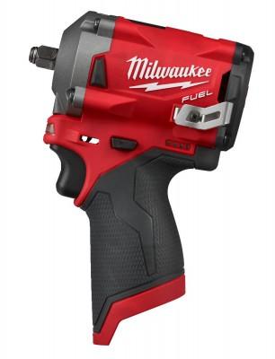 """Klucz udarowy akumulatorowy 3/8"""" 339 Nm M12 FIW38-0 MILWAUKEE (nr kat. 4933464612)"""