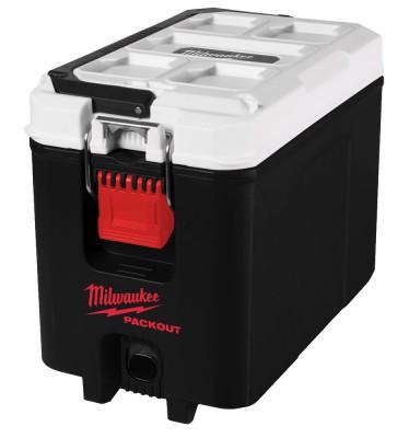 Kompaktowa skrzynia termoizolacyjna PACKOUT MILWAUKEE (nr kat. 4932471722)