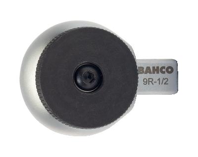 Końcówka grzechotka 1/4'' złącze prostokątne 9x12 mm Bahco (nr kat. 9R-1/4)