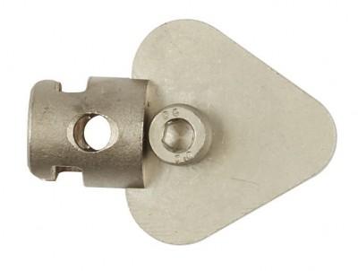 Końcówka łopatkowa 25 mm do przepychacza M18PF MILWAUKEE (nr kat. 48532683)