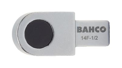 Końcówka stały zbierak 1/2'' złącze prostokątne 14x18 mm Bahco (nr kat. 14F-1/2)