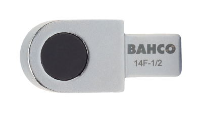 Końcówka stały zbierak 1/4'' złącze prostokątne 9x12 mm Bahco (nr kat. 9F-1/4)