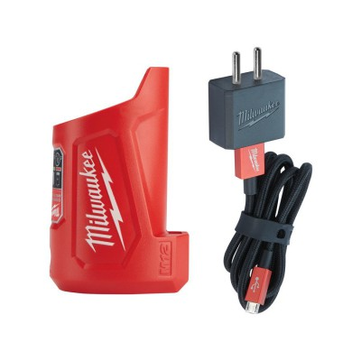 Ładowarka USB M12 TC MILWAUKEE (nr kat. 4932459450)