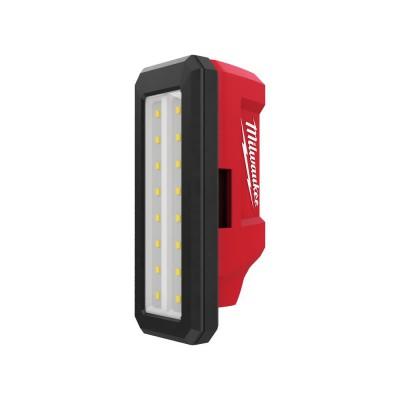 Lampa akumulatorowa z obrotowym panelem LED 700 lm M12 PAL-0 MILWAUKEE (nr. kat. 4933478226)