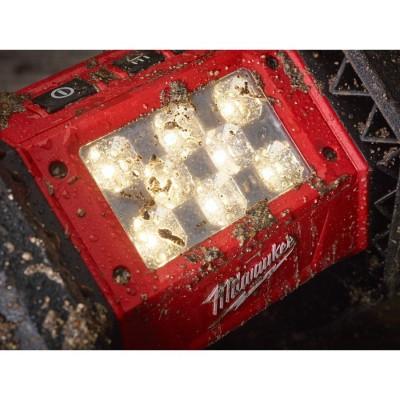 Lampa budowlana LED M18 HAL-0 MILWAUKEE (nr kat. 4933451262)