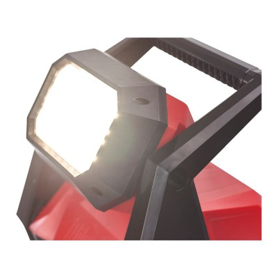 Lampa stefowa akumulatorowa LED 4000 lm M18 HOAL-0 MILWAUKEE (nr kat. 4933478118)