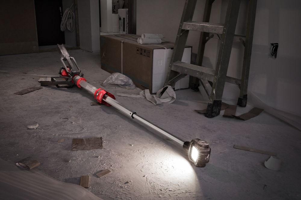 Lampa stojąca akumulatorowa 1400 lm M12 SAL-0 MILWAUKEE (nr kat. 4933464823)