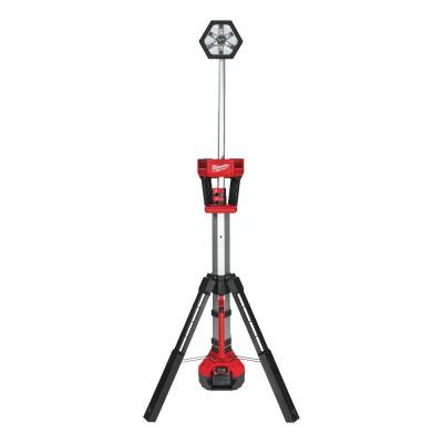 Lampa stojąca LED 2000lm IP54 M18 SAL-502B MILWAUKEE (nr kat. 4933451896)
