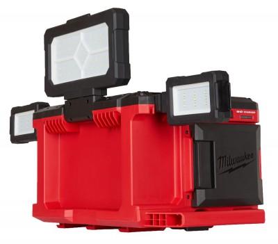 Lampa strefowa 3000 lm LED PACKOUT M18 POALC-0 MILWAUKEE (nr kat. 4933478120)