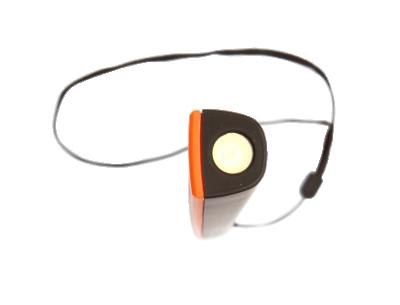 Latarka podwójna LED 45 lm USB Bahco (nr kat. BLTS7P)