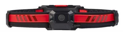 Latarka czołowa akumulatorowa USB 600 lm IP53 L4 HL-VIS-201 MILWAUKEE (nr kat. 4933471389)