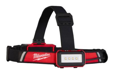 Latarka czołowa akumulatorowa USB 600 lm L4 HLRP-201 MILWAUKEE (nr kat. 4933471390)