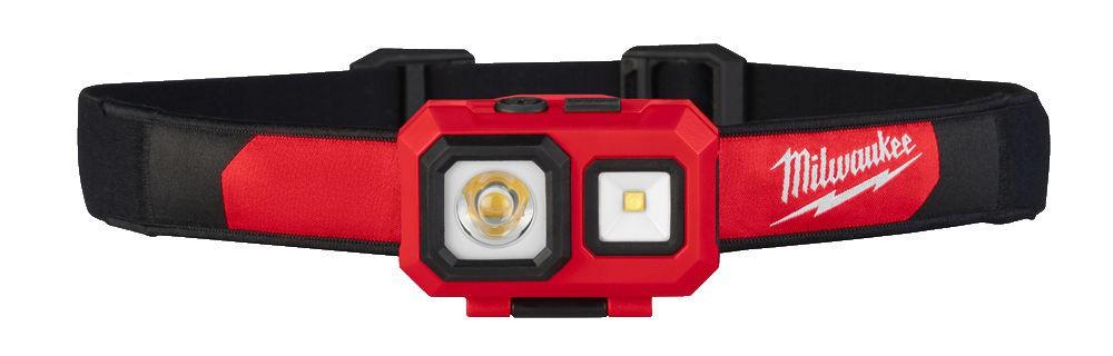 Latarka czołowa LED 450 lm IP52 HL-SF MILWAUKEE ( nr kat. 4933471388)
