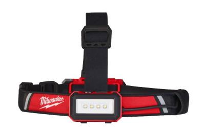 Latarka czołowa USB LED 600 lm IP54 L4 HLRP-201 MILWAUKEE (nr kat. 4933471390)