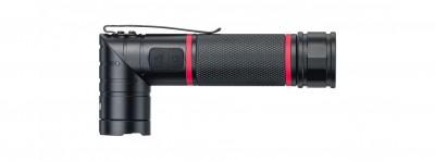 Latarka z laserem oraz światłami LED i UV Wiha (nr kat. 41286)