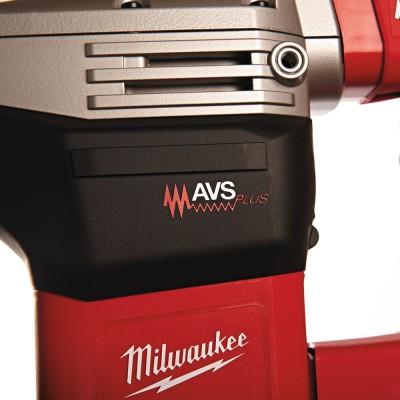 Młot wiercąco-kujący SDS-Max 1550W 11,9J KANGO K750S MILWAUKEE  (nr kat. 4933398600)