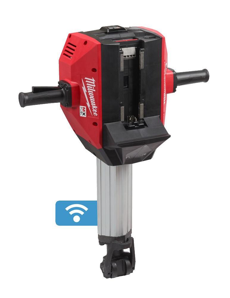 Młot wyburzeniowy akumulatorowy 64J HEX 28 MXF DH2528H-601 MILWAUKEE (nr kat. 4933471829)