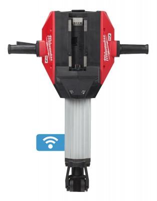 Młot wyburzeniowy akumulatorowy 64J HEX28 MXF DH2528H-601 MILWAUKEE (nr kat. 4933471829)