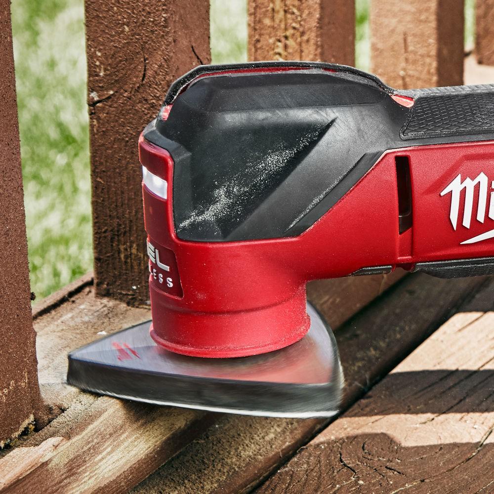 Narzędzie wielofunkcyjne akumulatorowe M18 FMT-0X MILWAUKEE (nr kat. 4933478491)