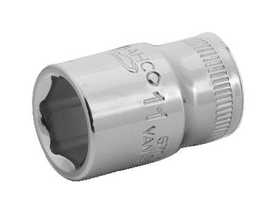 """Nasadka 1/4"""" 10 mm DynamicDrive Bahco (nr kat. 6700SM-10)"""