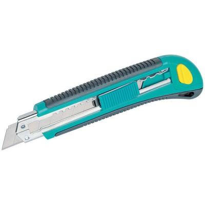 Nóż lekki z 3 ostrzami 18 mm WOLFCRAFT (nr kat. 4138000)